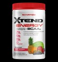 Xtend Energy / Time-Released Caffeine + BCAA pentru diete