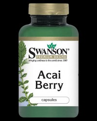 Acai Berry Extract 500 mg от Swanson