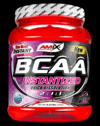 BCAA Instantized Powder 2:1:1 от AMIX