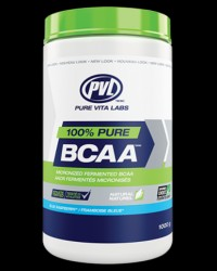 100% Instant BCAAs от PVL / Pure Vita Labs