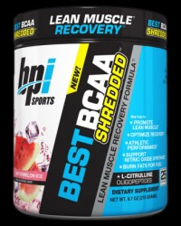 Best BCAA / Shredded от BPI Sports