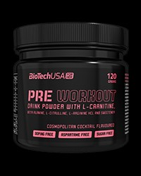 FOR HER Pre Workout от BioTech USA