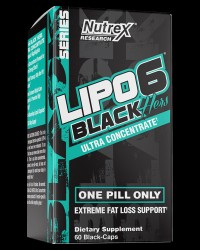Lipo 6 Hers Black Ultra Concentrate от Nutrex