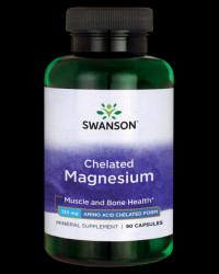 Albion Chelated Magnesium 133 mg от Swanson
