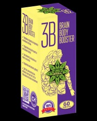 3B Brain Body Booster от CVETITA HERBAL
