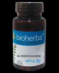 DL-Phenylalanine 200 mg от bioherba