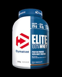Eliite Whey Protein от Dymatize