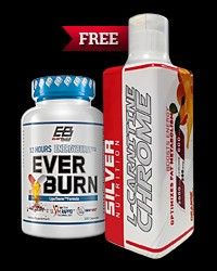 Everbuild Everburn / Silver L-Carnitine 500ml FREE от Everbuild, Silver Nutrition