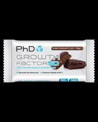 Growth Factor 50 / Protein Bar от PhD Nutrition