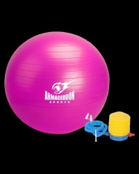 Gymnastic Ball With a Pump 75 cm от Armageddon Sports