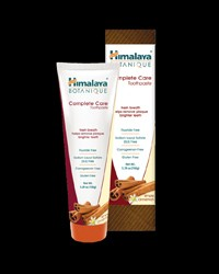 Botanique Complete Care Toothpaste-Cinnamon от Himalaya Herbals