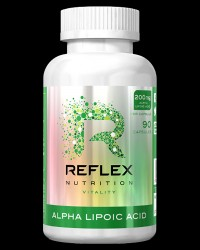 Alpha Lipoid Acid 200 mg от Reflex