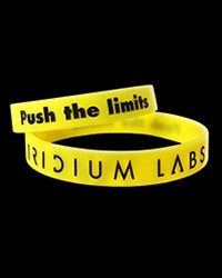 Push the Limits Wristband от Iridium Labs