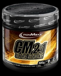 CM 2:1 Ultra Strong / Citrulline Malate Powder от IronMaxx