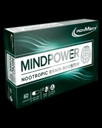 MindPower / Nootropic Brain Booster от IronMaxx