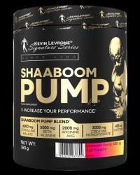 Black Line Shaaboom Pump от Kevin Levrone