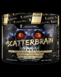 Black Line / Scatterbrain / Super Concentrated Pre Workout от Kevin Levrone
