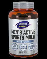 Men's Extreme Sports Multivitamin от NOW Foods