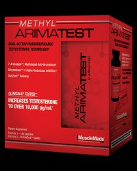 Methyl ARIMATEST от Muscle Meds