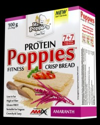 Poppies Crisp Bread от AMIX
