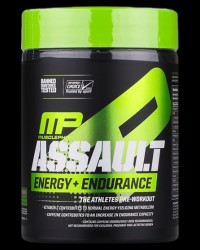 ASSAULT Energy + Strength V3 от Muscle Pharm