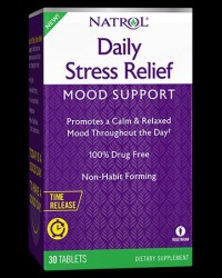 Daily Stress Relief от Natrol