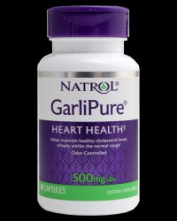 GarliPure 500 mg от Natrol