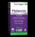 Advanced Sleep Melatonin 10 mg pentru diete