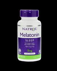 Melatonin, Time Release 5 mg от Natrol