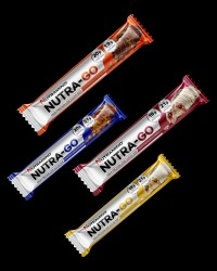 NUTRA-GO High Protein Low Sugar Bar от Nutramino