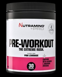 Pre-Workout The Extreme Rush от Nutramino