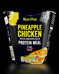 Pineapple Chicken with Brown Rice от NutriPak