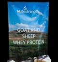Goat and Sheep Whey Protein pentru diete