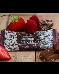 Summer Fruits Vegan Protein Boost от Nutristrength