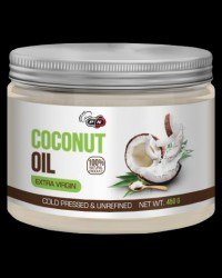 Coconut Oil 100% natural от PURE Nutrition USA