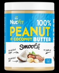 Peanut Butter + Coconut Butter от OstroVit