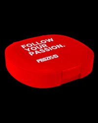 Pillbox Red Follow Your Passion от Prozis