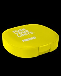 Pillbox Yellow Push Your Limits от Prozis