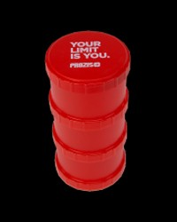 Powder Container Red Your Limit Is You от Prozis