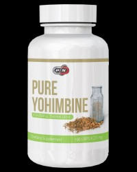 Pure Yohimbine от PURE Nutrition USA