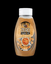 ZERO Syrup Salted Caramel with Stevia от PURE Nutrition USA