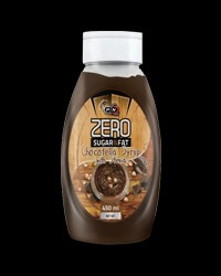 ZERO Syrup Chocotella with Stevia от PURE Nutrition USA