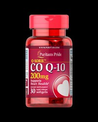 Q-SORB™ Co Q-10 200 mg от Puritan's Pride