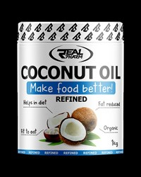 Coconut Oil Refined от Real Pharm