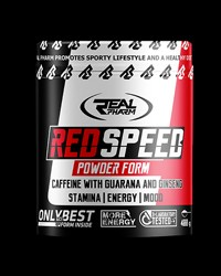Red Speed Powder от Real Pharm