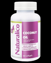 COCONUT OIL 1000 mg от Naturalico