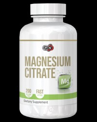 Magnesium Citrate 200 mg от PURE Nutrition USA