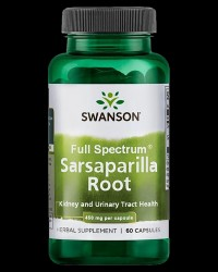 Sarsaparilla Root 450 mg от Swanson