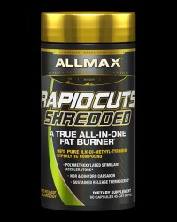 RapidCuts Shredded от AllMax Nutrition