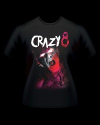 Swedish Supplements / Crazy8 T-Shirt от Swedish Supplements